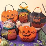 かぼちゃやおばけ。ハロウィン用のお菓子ラッピング、勢ぞろい~♪