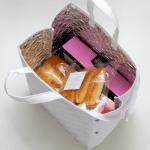 保冷バッグで食品福袋♪