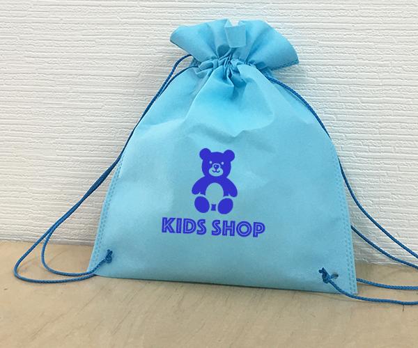 ナップサック ラッピング 名入れ 駄菓子 おもちゃ キッズ