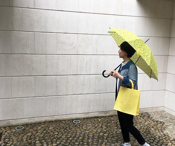 不織布 トートバッグ 雨の日 包装用品