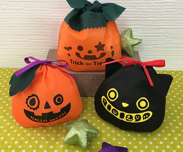 ハロウィン かぼちゃ 猫 ラッピング 小さい かわいい キュート ラッピング ハロウィン