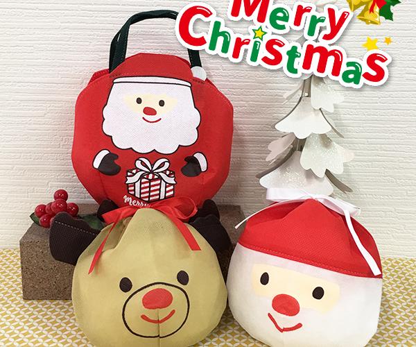クリスマス サンタ ラッピング トナカイ サンタクロース