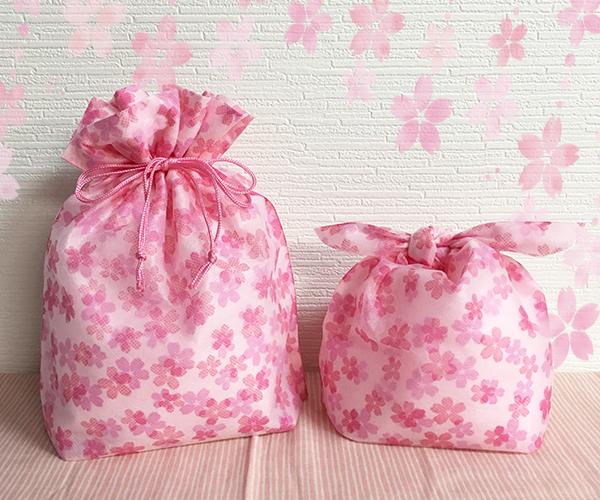 桜 新春 春 ラッピング 和菓子 洋菓子 可愛い ピンク