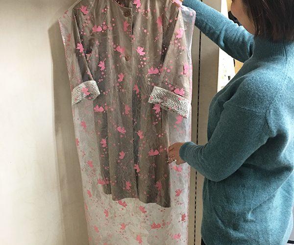 衣替え アパレル 洋服カバー