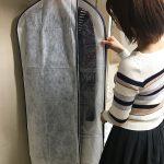 春の衣替えなどに。洋服カバーセール開始しました!