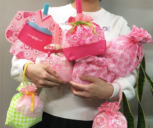 桜 ラッピング 春 お祝い 進学 進級