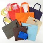 企業イメージに合わせて、イロイロ選べる不織布バッグ