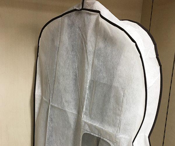 コート カバー クローゼット 模様替え