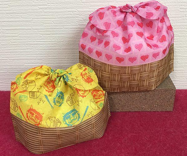 節分 ラッピング バレンタイン ハート 洋菓子 和菓子
