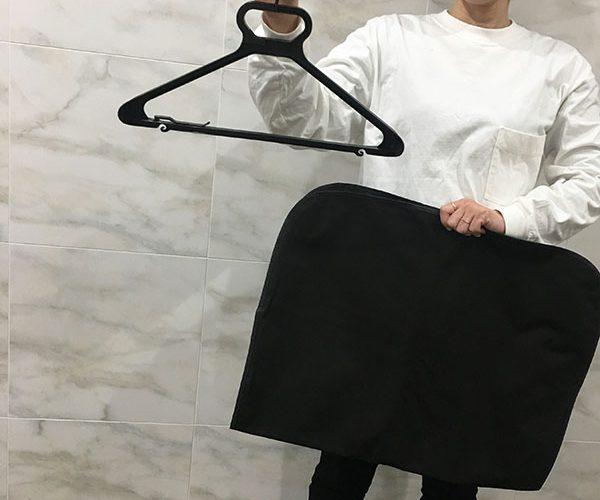 スーツ テーラーバッグ メンズ ハンガー アパレル