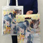 春イベント用に!フルカラー不織布バッグがお買い得!