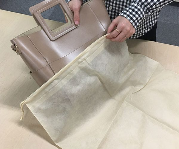 バッグ 内袋 平袋 バッグ アパレル