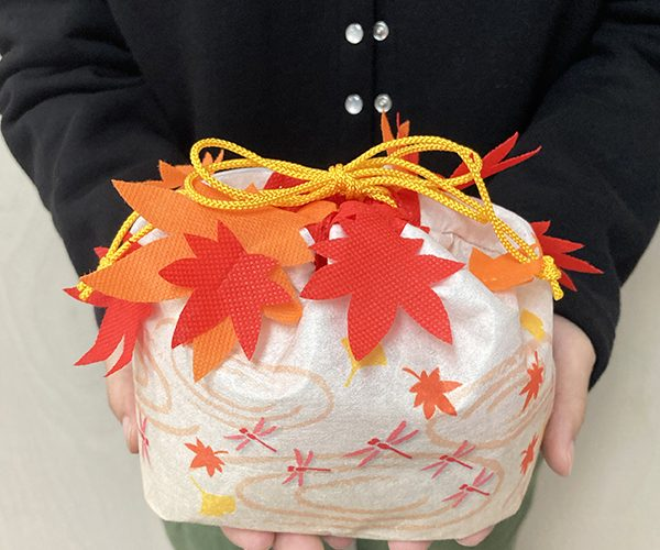 秋 もみじラッピング お菓子 お茶 コーヒーセット 洋菓子 和菓子 紅茶セット