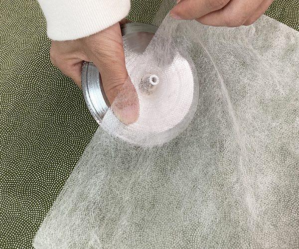 工業製品用袋 ラッピング 傷付けない 不織布平袋 アパレル