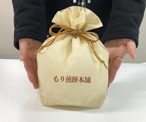 巾着 ラッピング 安い 簡単ラッピング 桜 ピンク 和菓子 洋菓子 煎餅
