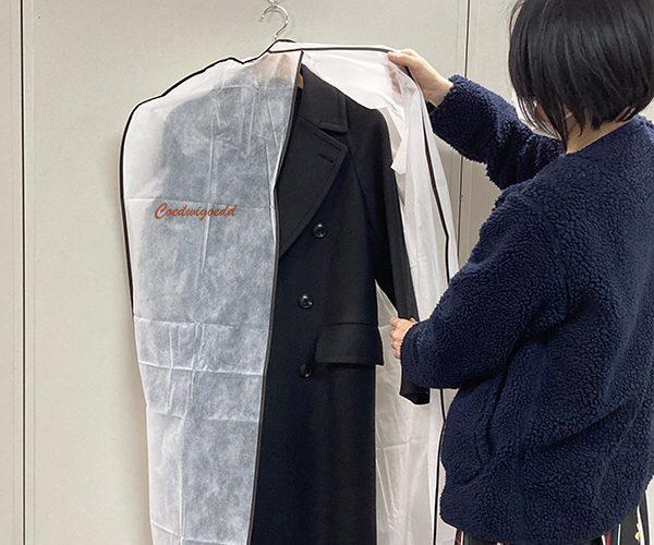 洋服カバー アパレル クローゼット 断捨離 レディース メンズ レンタルドレス  名入れ