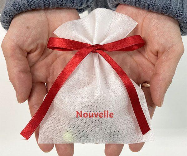 アクセサリー ラッピング 名入れ プレゼント 小さいラッピング