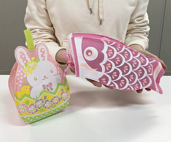 ラッピング セール 簡単 こいのぼり イースター ウサギ 運動会 子供会
