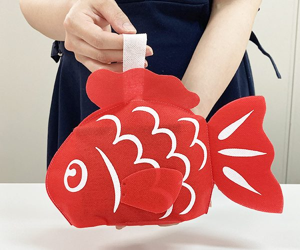 金魚 ラッピング お菓子 駄菓子 子供会 盆踊り 祭り 夏休み