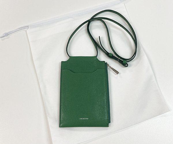 内袋 平袋 アパレル 巾着 モバイルポシェット スマホショルダー