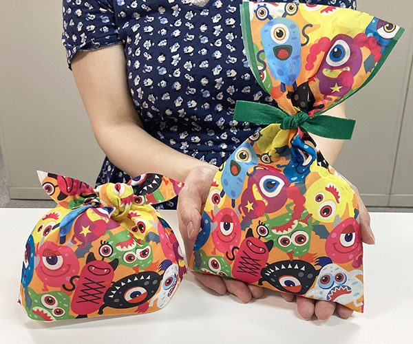 ハロウィン ラッピング 簡単 モンスター 洋菓子 和菓子 雑貨