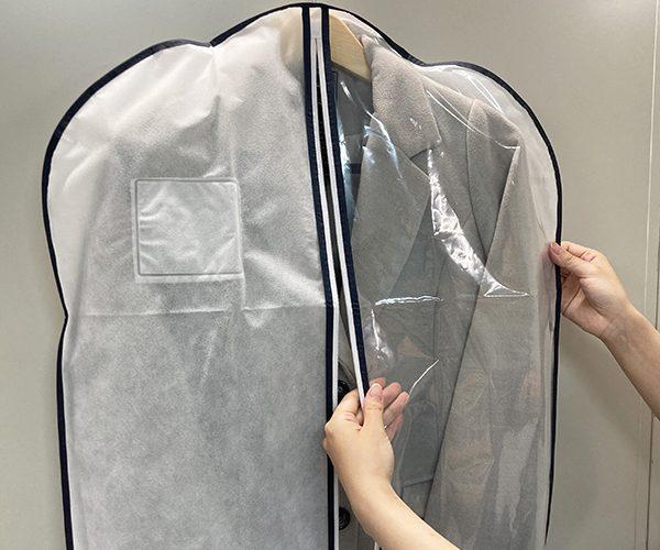 アパレル 洋服カバー ショップ セレクトショップ 収納 コート ワンピース ジャケット