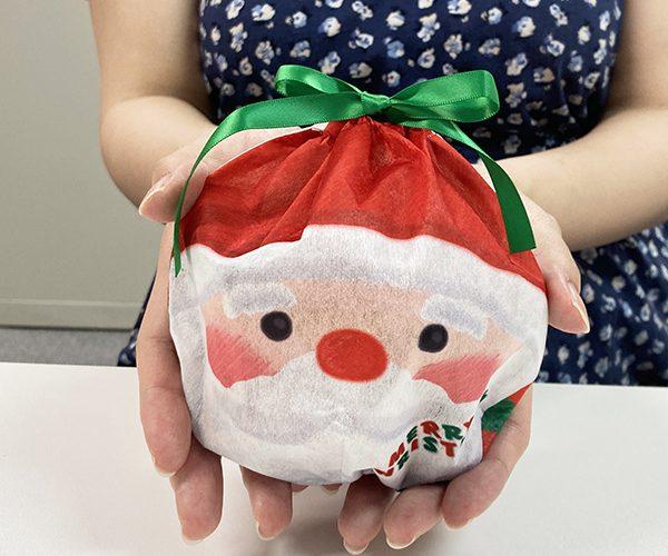 クリスマス ラッピング 和菓子 洋菓子 雑貨 サンタ スノーマン ポインセチア