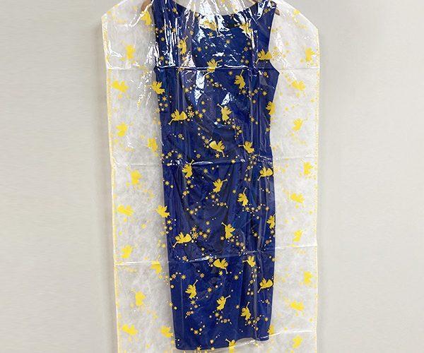 洋服カバー 可愛い 色別 ドレス ワンピース ジャケット 衣替え