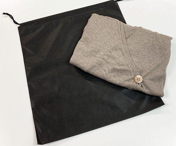 インナー 巾着 アパレル 内袋 簡単ラッピング ギフト 冬物 販促