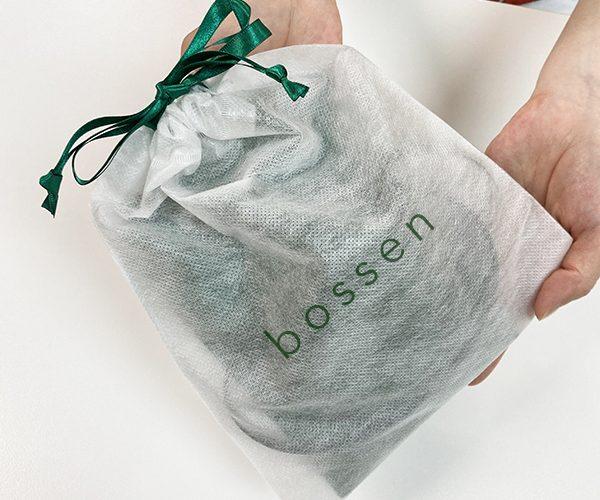 ラッピング 巾着 簡単ラッピング モバイルポーチ プレゼント アパレル 雑貨