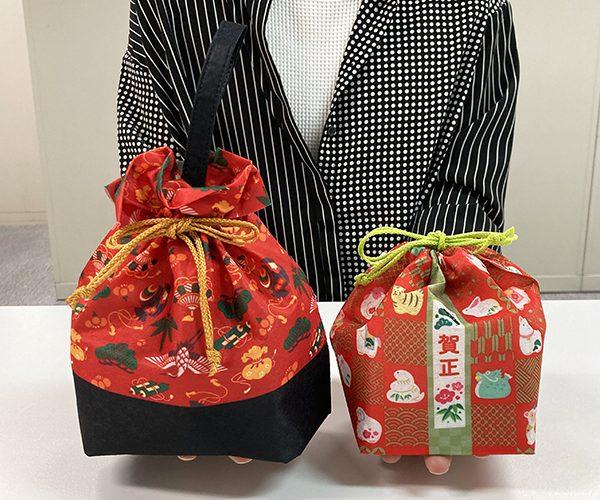 ラッピング 年始 正月 年賀 お祝い 和菓子 洋菓子 お年玉
